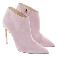 Ralph Lauren Bottines rose