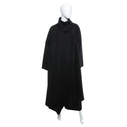 Plein Sud Coat in black