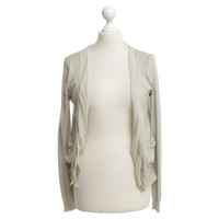 Joseph Cardigan with silk elements
