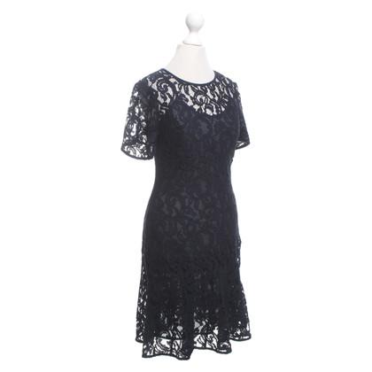 Michael Kors Lace dress in navy blue