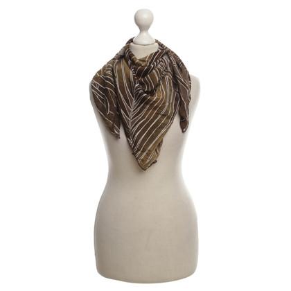 Gucci Silk scarf print