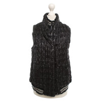 Anna Sui Vest with quilting pattern
