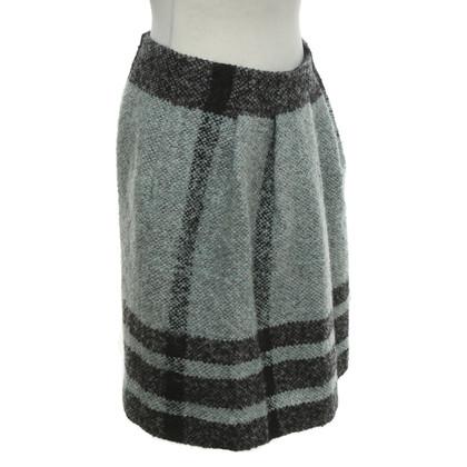 Armani skirt made of new wool