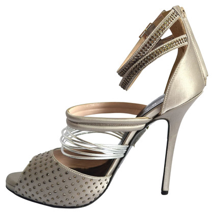 Richmond Sandalen met strass