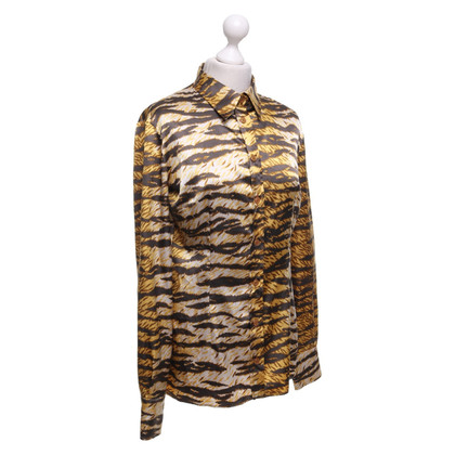 D&G Blouse with animal print