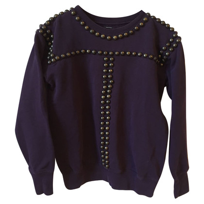 Isabel Marant Sweatshirt in Violett