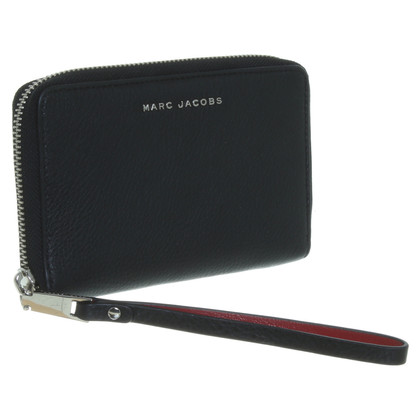 Marc by Marc Jacobs Wallet in red/black