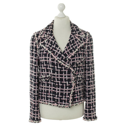 Chanel Blazer in Tweed-Optik
