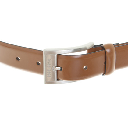 Hugo Boss Ceinture Brown