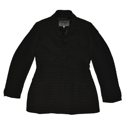 Versus Black Wool Blazer
