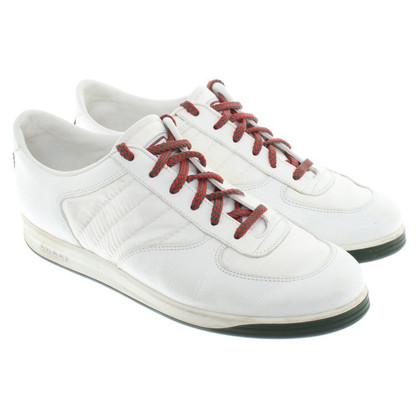 Gucci Chaussures de sport en blanc