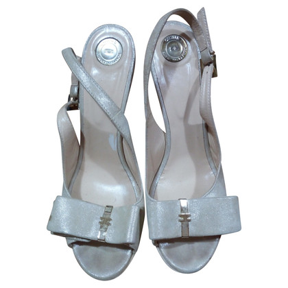 Elisabetta Franchi Shoes sandals gr.39 beige