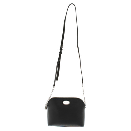 "Michael Kors ""Cindy LG Dome Sachtel"" in black"
