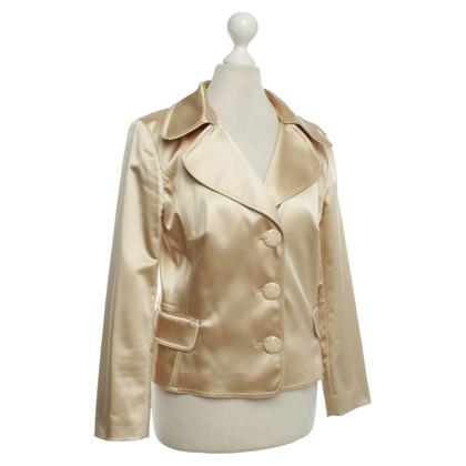 Dolce & Gabbana giacca sportiva color oro