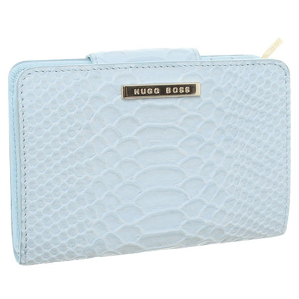 Hugo Boss Wallet in reptile look