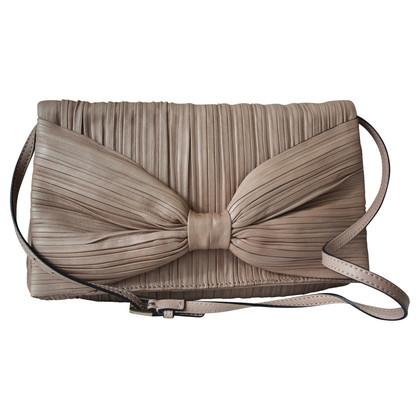 Valentino handbag and clutch