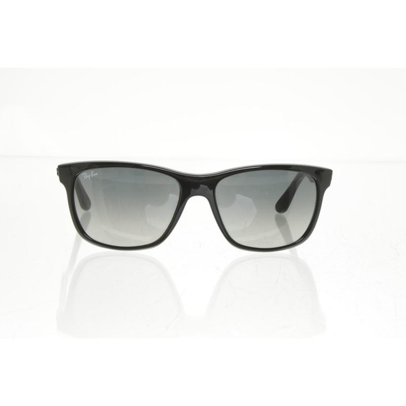 ray ban sonnenbrille schwarz weiß