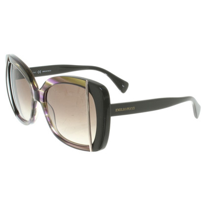 Emilio Pucci Sunglasses in Khaki