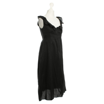 Burberry Cotton dress in black