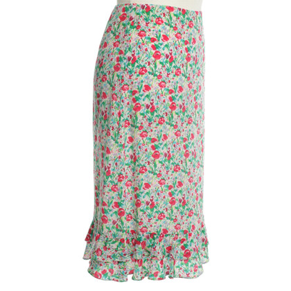 Ralph Lauren skirt with floral pattern