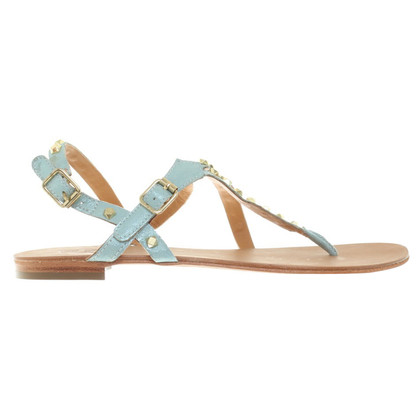 Ash Sandals with studs
