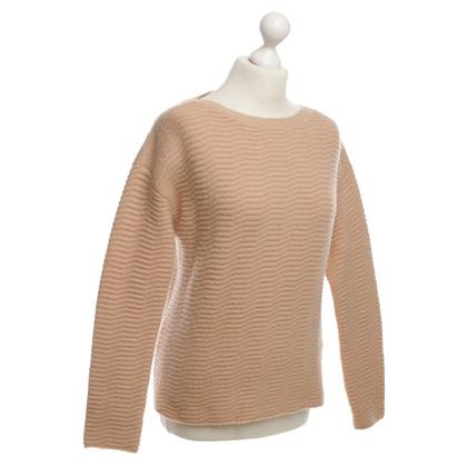 Reiss Nudefarbener maglia maglione