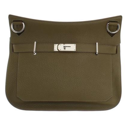 Hermès Shoulder bag in green