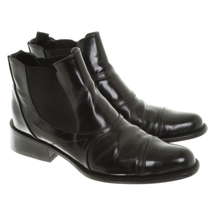 Prada Leather Bootees