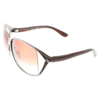 Tom Ford grote zonnebril