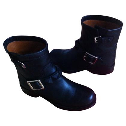 Valentino Rockstud Boots