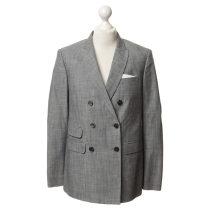 Neil Barrett Grey Blazer