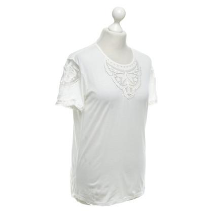 Roberto Cavalli T-shirt con ricamo