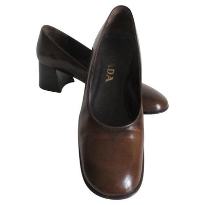 Prada chaussures Prada, taille 36,5, cuir