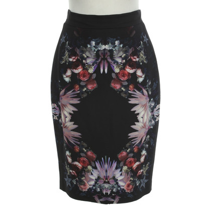 Givenchy skirt with floral print