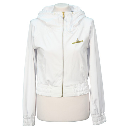 Stella McCartney for Adidas Pullover in bianco