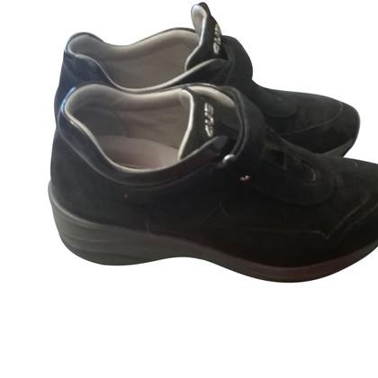 Cesare Paciotti Sneaker en noir