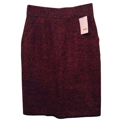 Karl Lagerfeld Boucle Tweed skirt