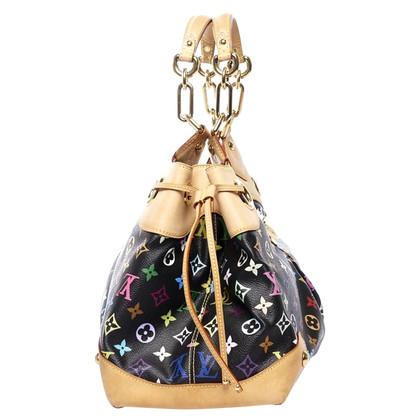 "Louis Vuitton ""Ursula Monogram Multicolore Noir"""