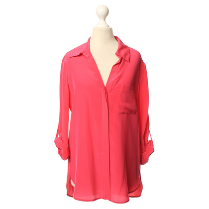 Diane von Furstenberg Blouse with concealed button placket