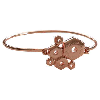 Marc by Marc Jacobs Armband in Rosa
