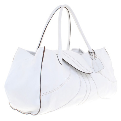 Max Mara Handtas in White