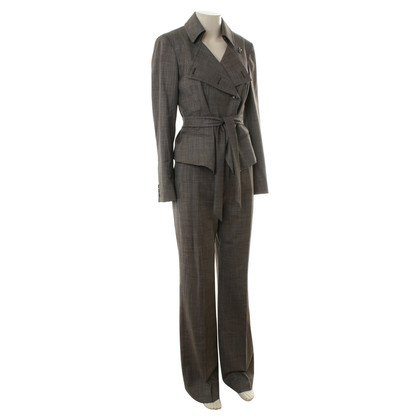 Max Mara Pants suit in Brown