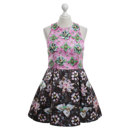 Mary Katrantzou Dress with floral pattern