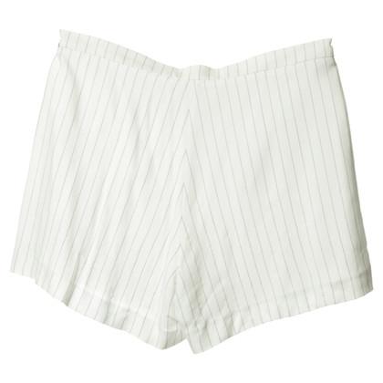 Sandro Shorts with pin-stripe