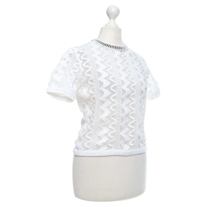 Louis Vuitton Shirt in White
