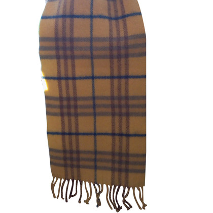 Burberry Wool scarf with pattern Nova Check