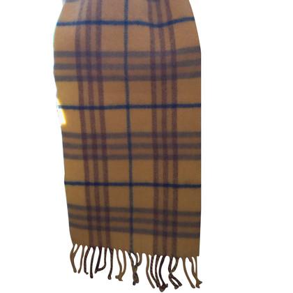 Burberry Echarpe en laine avec motif Nova Check