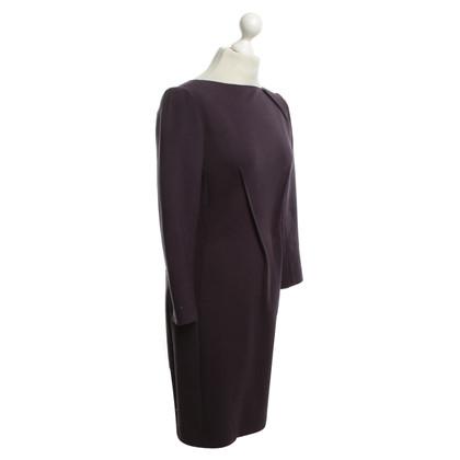 Roland Mouret dress purple