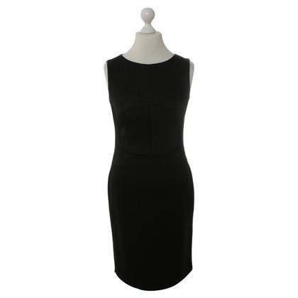 Laurèl Sheath dress in black
