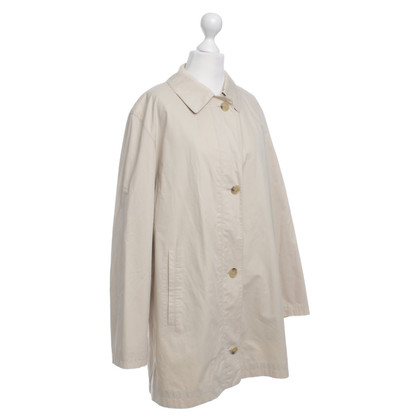 Burberry Trench-Jacke in Beige